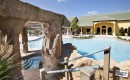 Paradise Palms Resort Pool and Jacuzzi