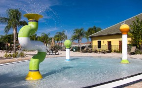 Paradise Palms Resort Childrens Pool
