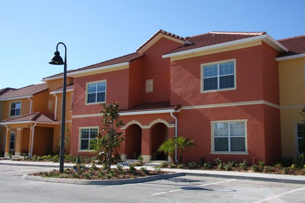 paradise palms townhouses